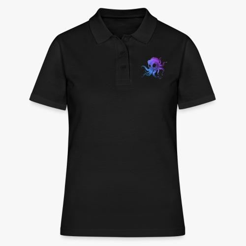 Space Squid - Poloshirt dame