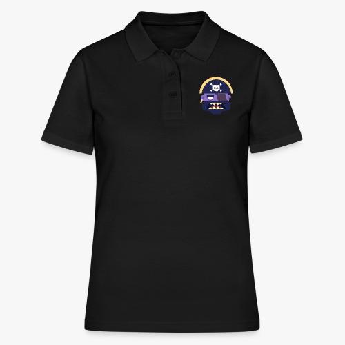 Mini Monsters - Captain Zed - Poloshirt dame