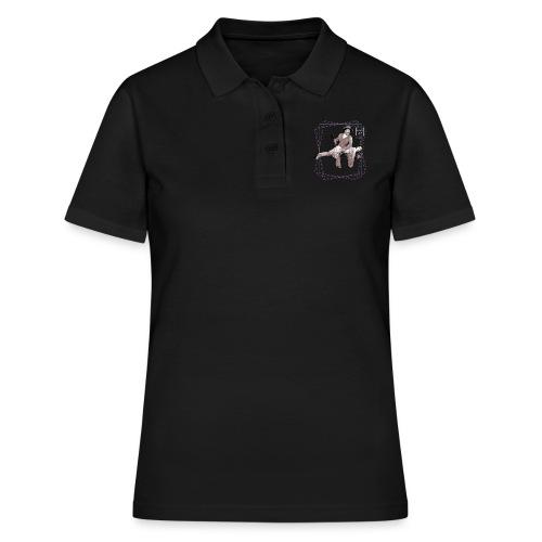 Spanking John Wayne - Frauen Polo Shirt