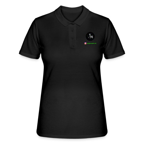 jminformation-Logo - Frauen Polo Shirt