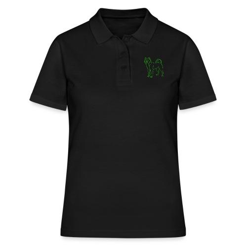 akita - Women's Polo Shirt
