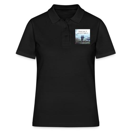 Sosialt Uakseptabelt - Poloskjorte for kvinner