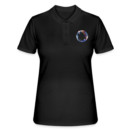 The Soapbubble - Frauen Polo Shirt