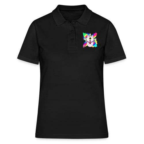 Chat diabolique - Women's Polo Shirt
