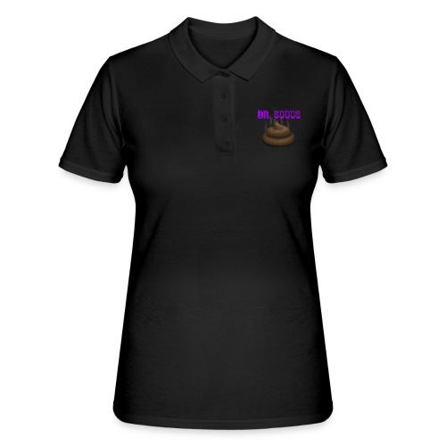 Dr Soos Kackzeichen - Frauen Polo Shirt
