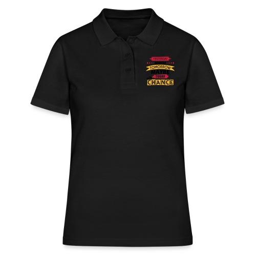 Today No Chance - Women's Polo Shirt