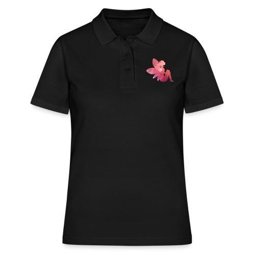 Pink fairy - Poloskjorte for kvinner