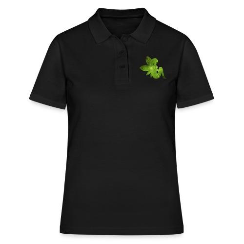 Green fairy - Poloskjorte for kvinner