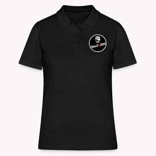 motorcycle Logo 2 - Women's Polo Shirt