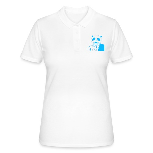 BluePanda Logo - Women's Polo Shirt