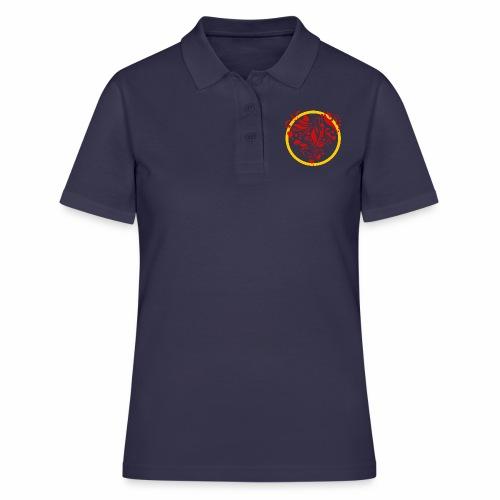 Herzemblem - Frauen Polo Shirt