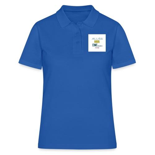 Mutti-Mutmacher: ALLES NUR EINE klitzekleine PHASE - Frauen Polo Shirt