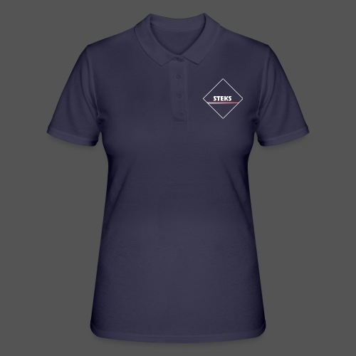3Color STEKS™ Logo - Women's Polo Shirt