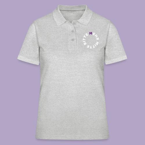 Mehr Mitte Bitte   Julius Raab Stiftung - Frauen Polo Shirt
