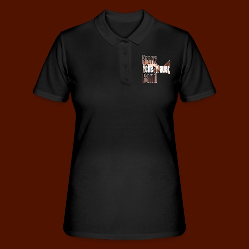 FSB logo brown - Women's Polo Shirt
