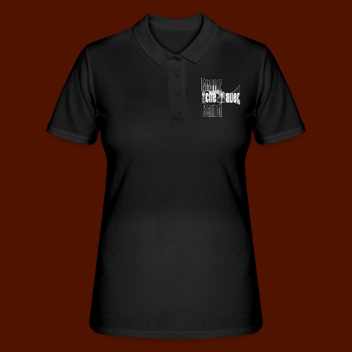 FSB Logo gray - Women's Polo Shirt