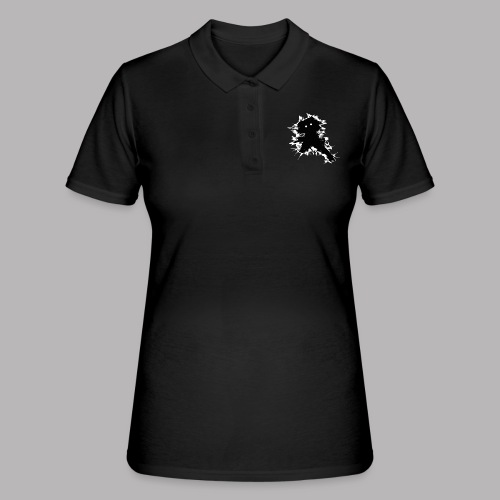 Charlie The Scratch Kid - Women's Polo Shirt