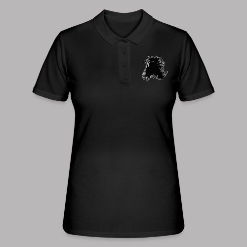 Alan at Attention - Women's Polo Shirt