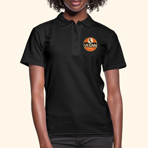 VEGAN Prancing Horse - Women's Polo Shirt