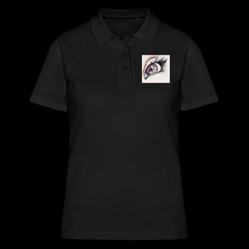 desenho design olhos eye Favim com 403064 - Women's Polo Shirt