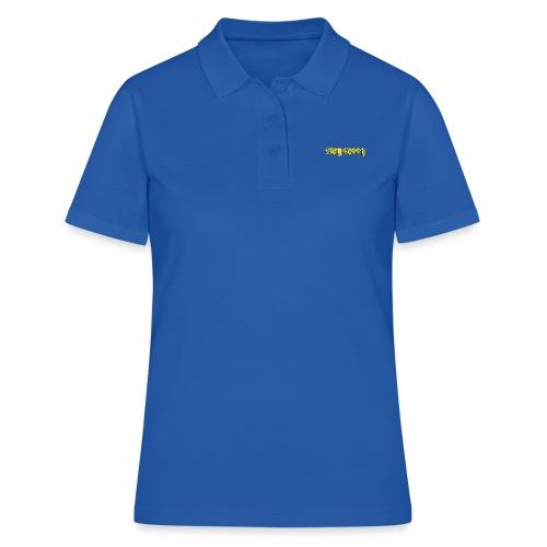 Stay Happy - Women's Polo Shirt