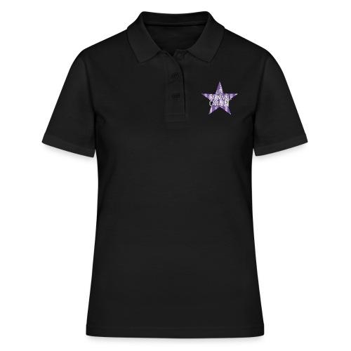 bonnet LCC noir etoie violette - Women's Polo Shirt