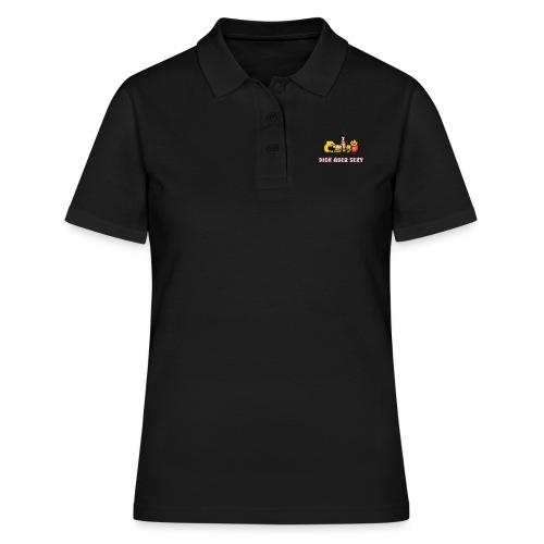 Dick Aber Sexy - Frauen Polo Shirt