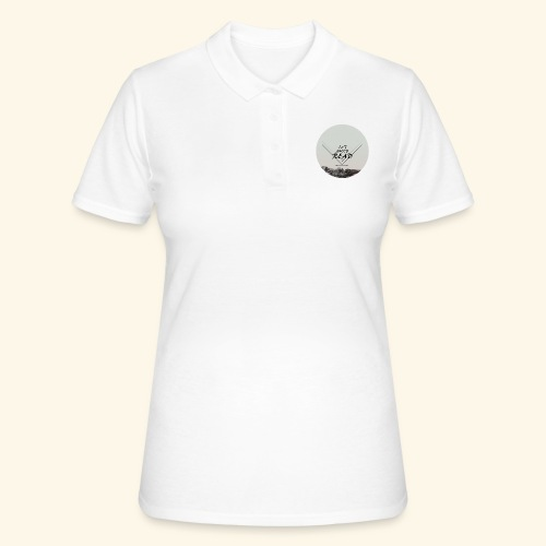 Eat, Sleep, Read - Women's Polo Shirt