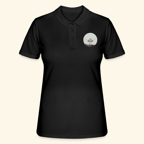 Eat, Sleep, Read - Women's Polo Shirt