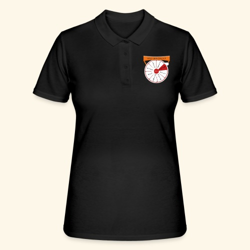 wheel of fortune? - Women's Polo Shirt