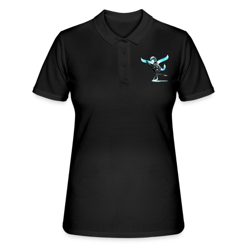 Huion Character O.C. - Women's Polo Shirt
