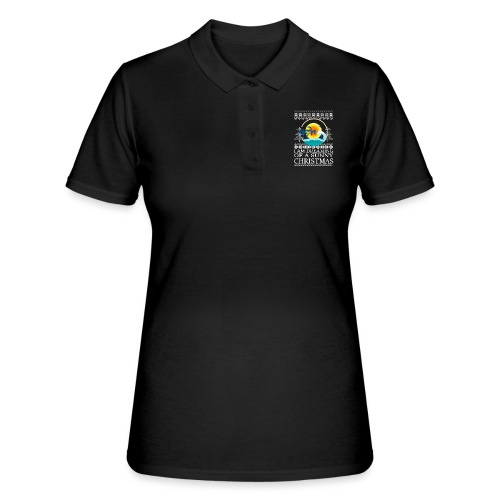I am dreaming of a sunny Christmas - Women's Polo Shirt
