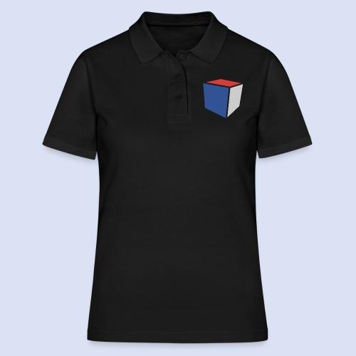 Cube Minimaliste - Women's Polo Shirt