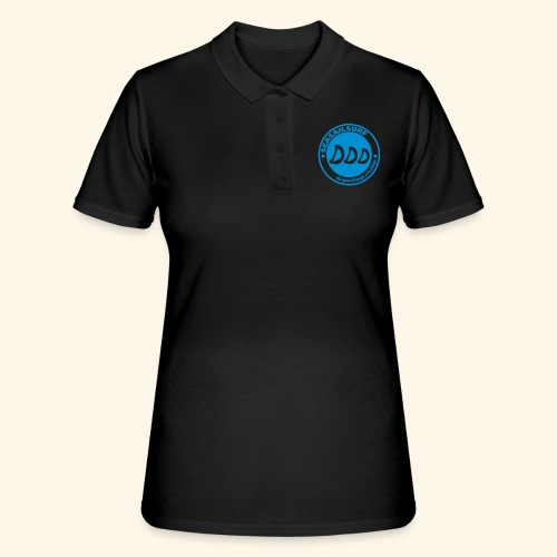 1107ssslogorondfrutol - Women's Polo Shirt