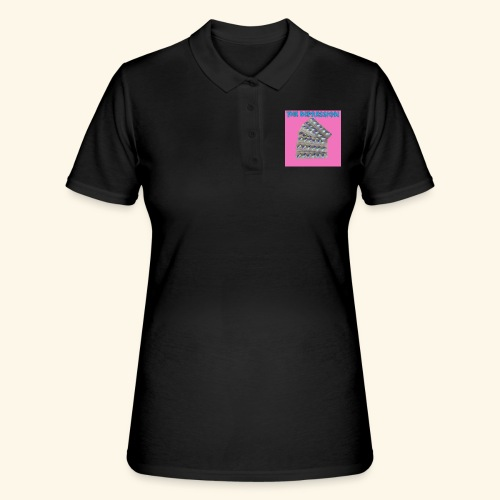 The Depresh. - Women's Polo Shirt