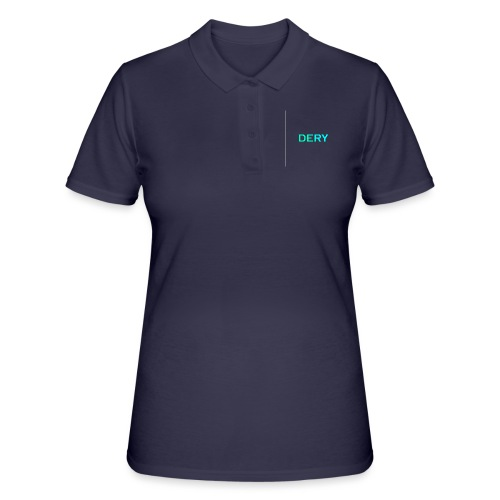 DERY - Frauen Polo Shirt