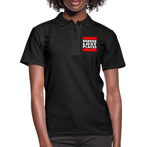 Horror Lost Places - Frauen Polo Shirt