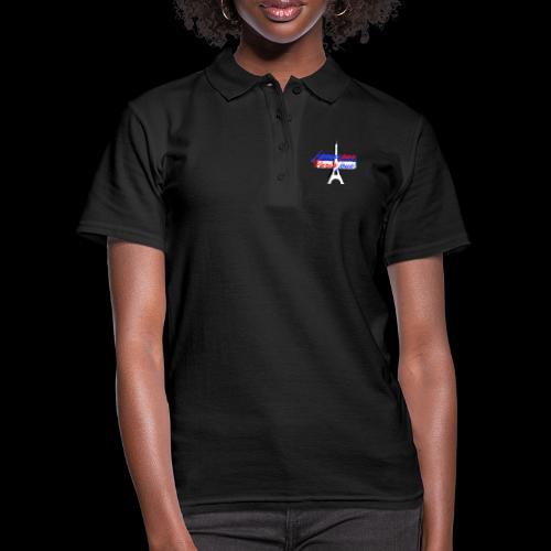 j'peux pas Paris joue foot france - Women's Polo Shirt