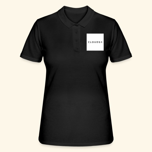 Clouds 01 - Frauen Polo Shirt