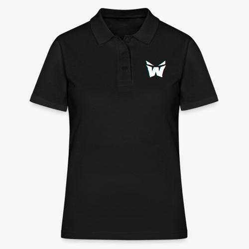 MAN'S VORTEX DESIGN - Women's Polo Shirt