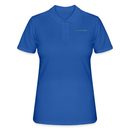The right way to be rich - Polo Femme