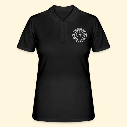 cercle FISTILAND blanc - Women's Polo Shirt