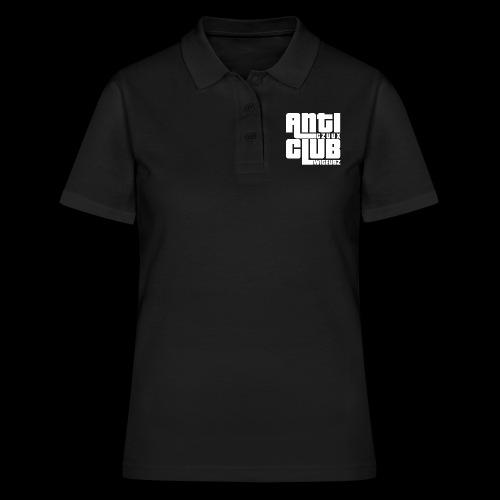 Anti Czuux Wigeusz Club - Koszulka polo damska