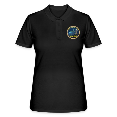 Command Badge SSN-1983 - Women's Polo Shirt