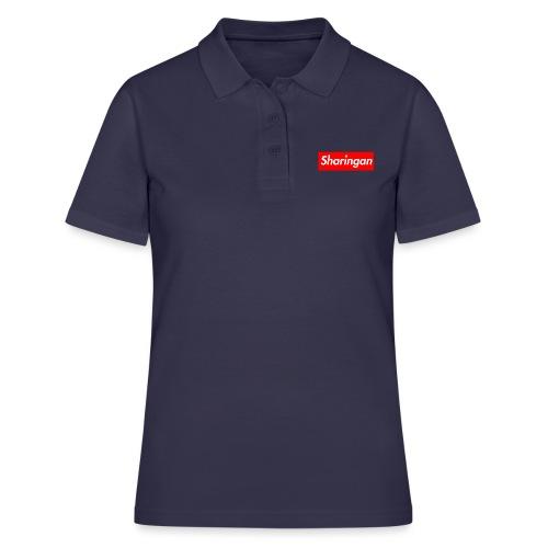 Sharingan tomoe - Women's Polo Shirt