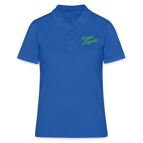 Veggie Legends - Women's Polo Shirt