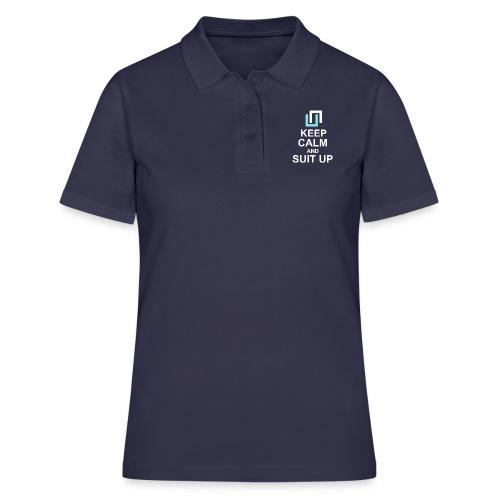 Neon Suit Up - Women's Polo Shirt