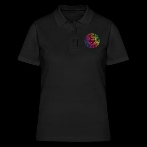 Mindfulness - Om design - Women's Polo Shirt