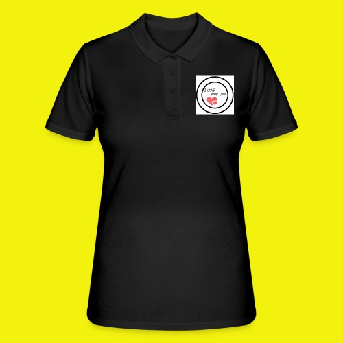 1We are having a baby girl - Women's Polo Shirt