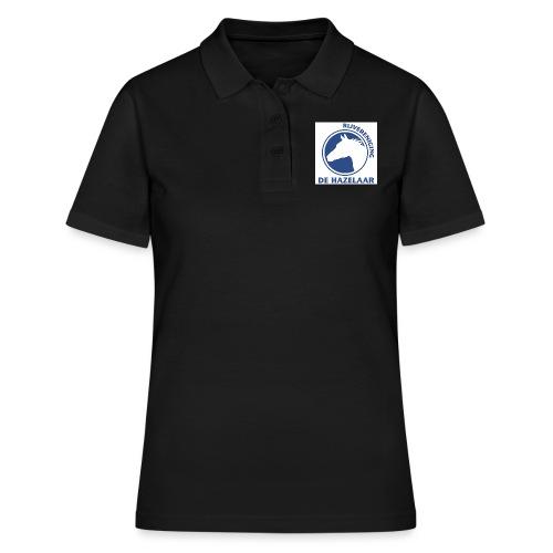 LgHazelaarPantoneReflexBl - Vrouwen poloshirt